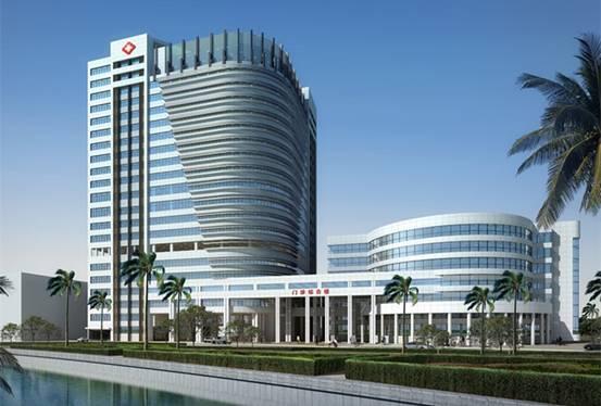 石岩医院扩建(一期)项目荣获2015年度下半年深圳市优质结构工程奖